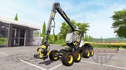 PONSSE ScorpionKing v1.2 для Farming Simulator 2017