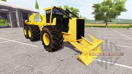 Скиддер для Farming Simulator 2017