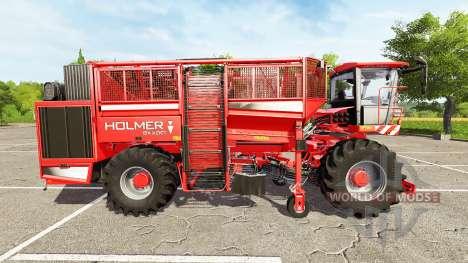 HOLMER Terra Dos T4-30 v3.1 для Farming Simulator 2017