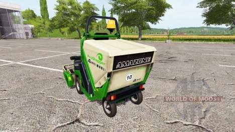 Amazone Profihopper для Farming Simulator 2017