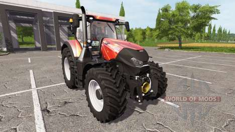 Case IH Optum 300 CVX для Farming Simulator 2017