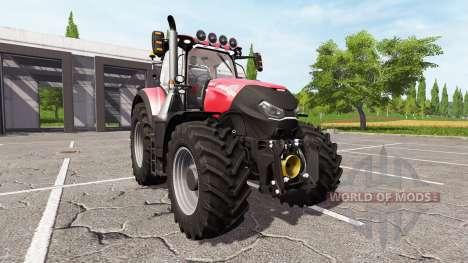 Case IH Optum 270 CVX v1.1 для Farming Simulator 2017