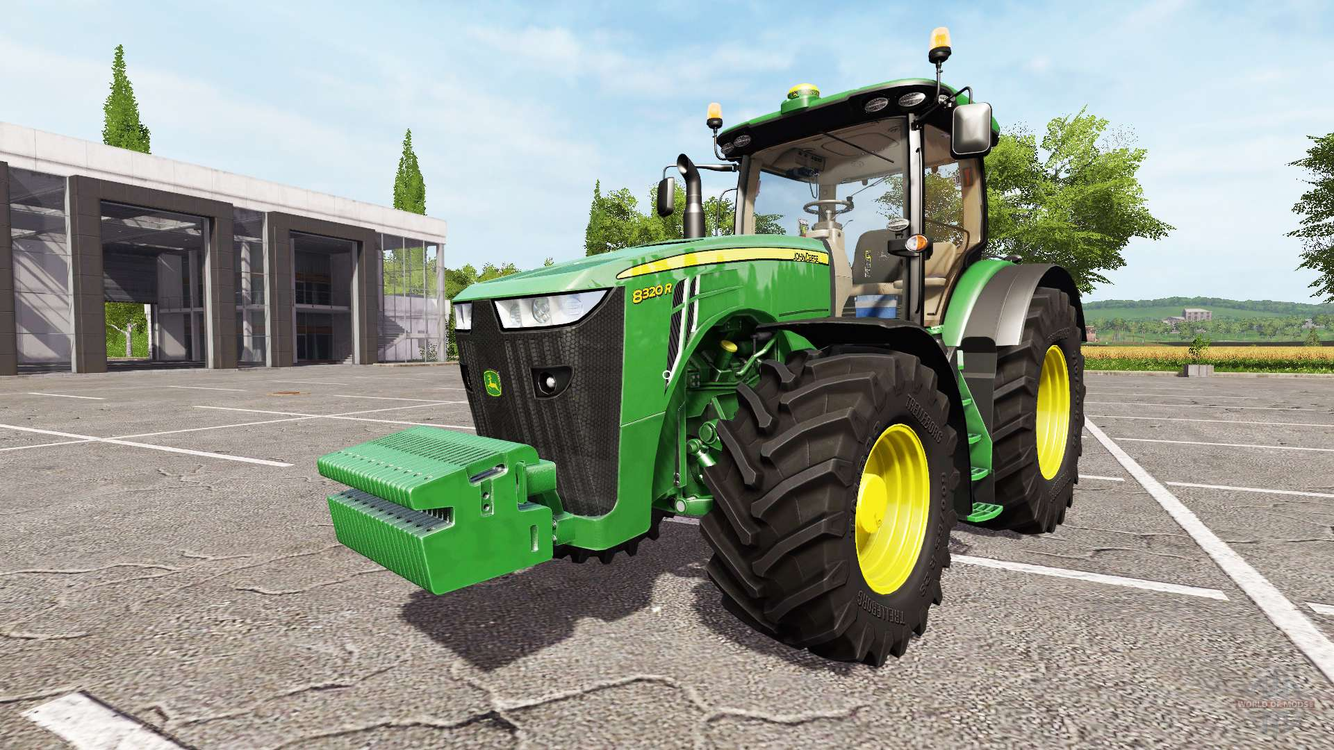 трактора 2 игры