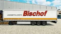 Скин Bischof на шторный полуприцеп