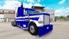 Скин Fifth Wheel Transportation на Peterbilt 389