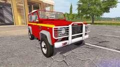 Land Rover Defender 90 VLTT