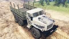 Окрас для Урал-4320
