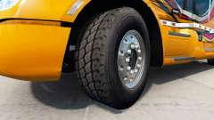 Новые колёсные диски и покрышки v1.2.1