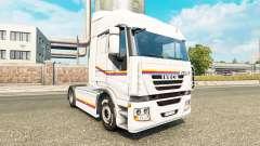 Скин Iveco Turbo на тягач Iveco
