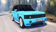 Range Rover Sport Понторезка v2.0