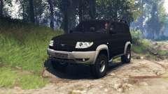 УАЗ-3163 Патриот v3.0