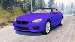 BMW M6 (F13)
