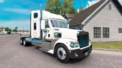 Скин FedEx на тягач Freightliner Coronado