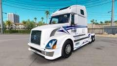 Скин Bowers Trucking LLC на тягач Volvo VNL 670