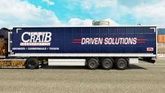 Скин ARR Craib Transport на шторный полуприцеп
