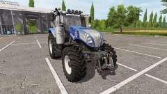 New Holland T8.380 для Farming Simulator 2017
