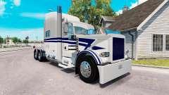 Скин Bowers Trucking на тягач Peterbilt 389