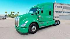 Скин Interstate Dist. Co. на тягач Kenworth T680