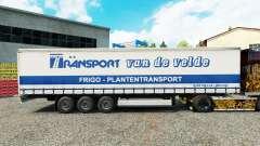 Скин Transport VdV на шторный полуприцеп