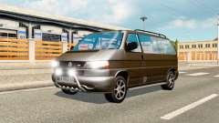 Volkswagen Caravelle для трафика