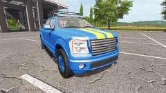 Lizard Pickup TT ford
