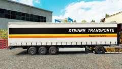 Скин Steiner Transporte на шторный полуприцеп