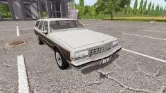 Chevrolet Caprice Estate Wagon 1989