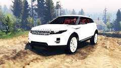 Range Rover Evoque LRX v2.0