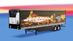 Скин Las Vegas на рефрижераторный полуприцеп