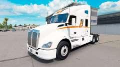 Скин Big G Express Inc на тягач Kenworth T680