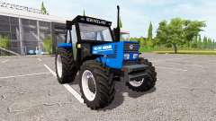 New Holland 110-90 Fiatagri blue