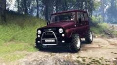 УАЗ-315195 Хантер турбодизель v3.0