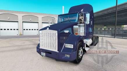 Kenworth T800 v1.1 для American Truck Simulator