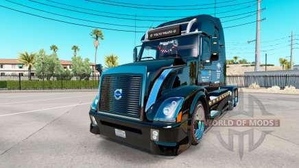 Volvo VNL 670 remix для American Truck Simulator