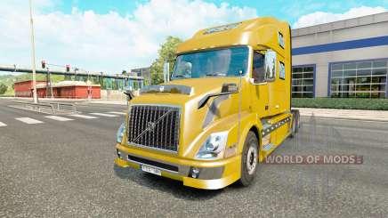 Volvo VNL 780 v3.0 для Euro Truck Simulator 2