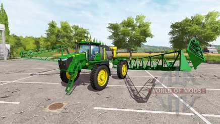 John Deere R4050 v1.1 для Farming Simulator 2017