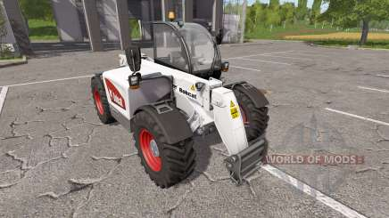 Bobcat TL470 v1.6 для Farming Simulator 2017