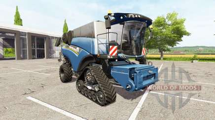 New Holland CR10.90 chassis choice для Farming Simulator 2017