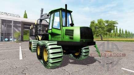 John Deere 1110D для Farming Simulator 2017