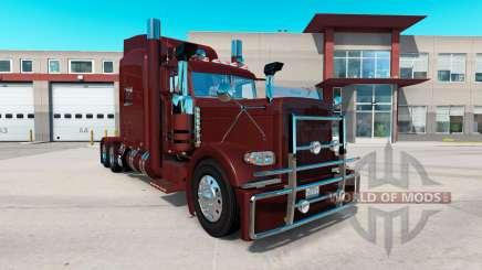 Peterbilt 389 v2.0.5 для American Truck Simulator