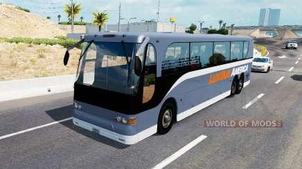 Сборник автобусов для трафика v1.0.1 для American Truck Simulator