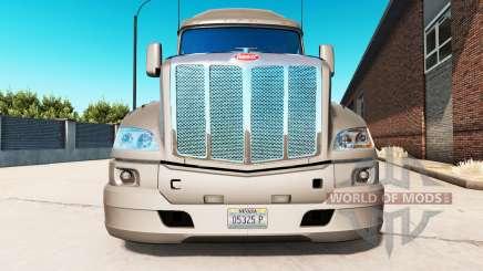 Бампер на тягач Peterbilt 579 для American Truck Simulator