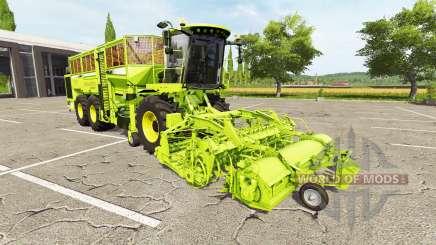 HOLMER Terra Dos T4-40 multicolor для Farming Simulator 2017