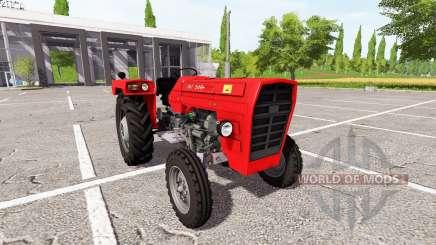 IMT 540 DeLuxe для Farming Simulator 2017