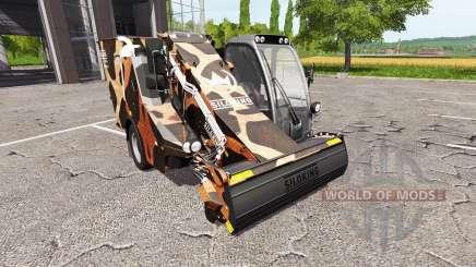 SILOKING SelfLine Compact 1612 для Farming Simulator 2017