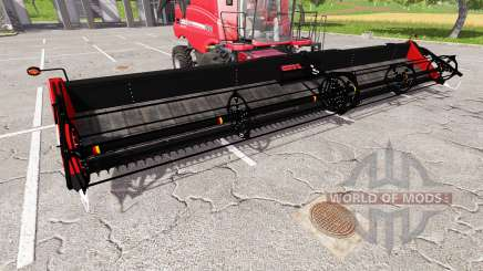 Case IH 2140 Draper Header для Farming Simulator 2017