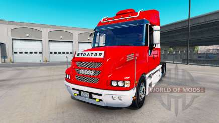 Iveco Strator v3.0 для American Truck Simulator