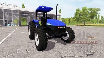 New Holland TL95E для Farming Simulator 2017