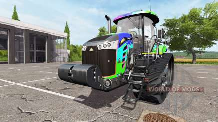 Challenger MT775E v1.1 для Farming Simulator 2017