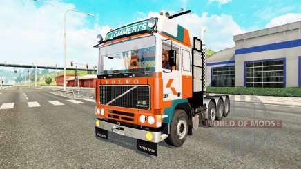 Volvo F10 8x4 heavy для Euro Truck Simulator 2